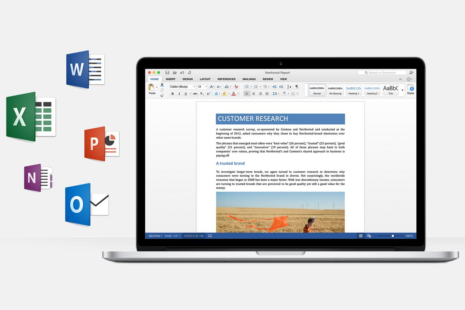 Microsoft Loves Google: Outlook for Mac Getting New Features for Google Users