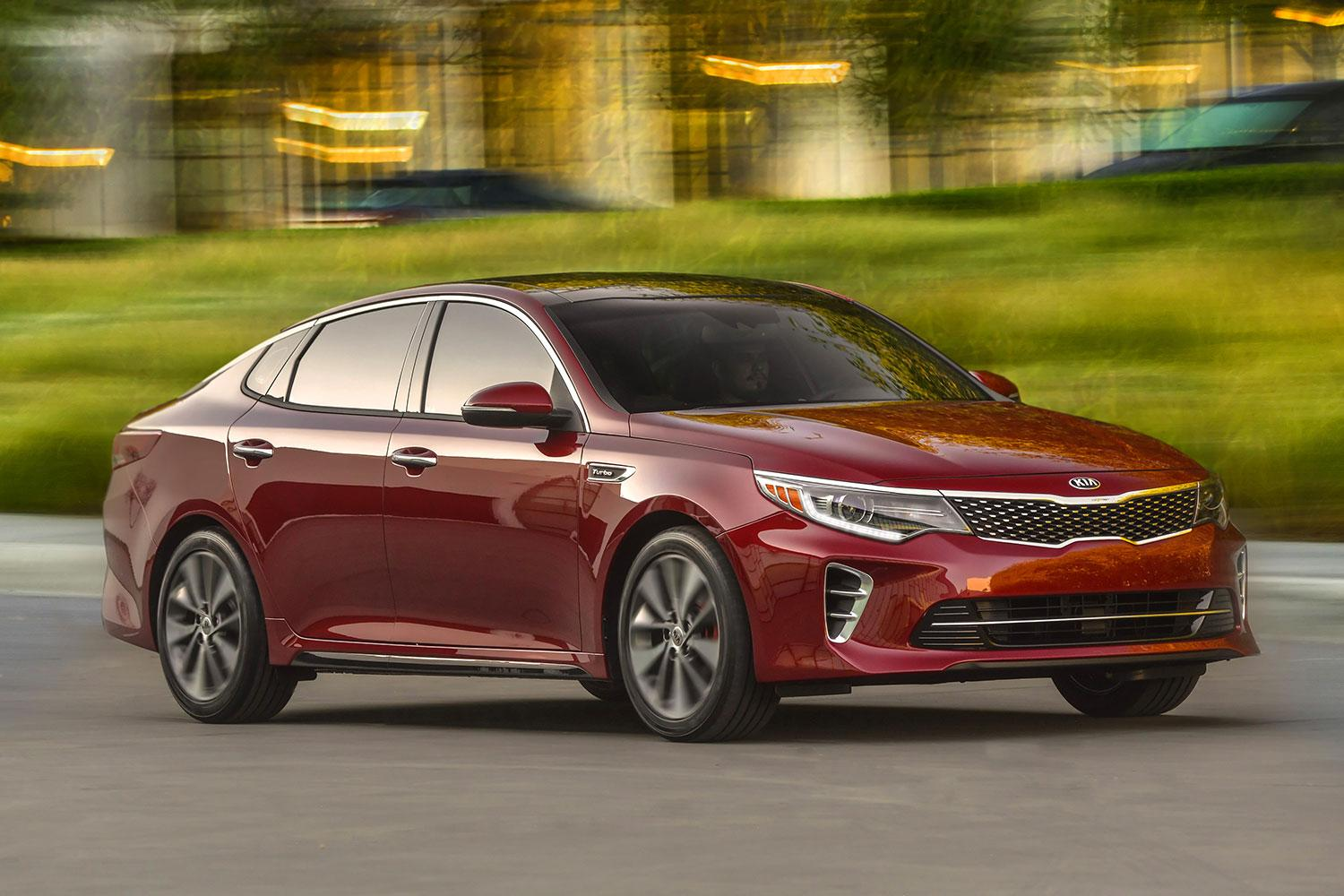 2016 kia optima specs picutres performance news digital trends. Black Bedroom Furniture Sets. Home Design Ideas