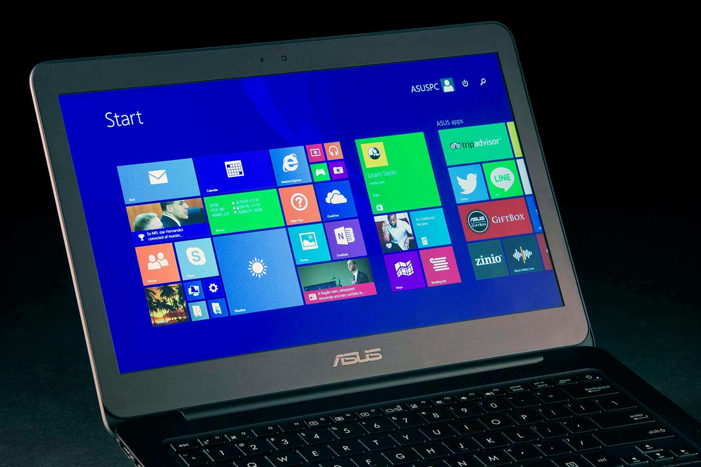 ASUS UX305 screen angle