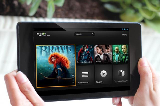 how to watch amazon prime on android