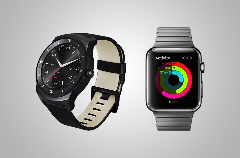Android Wear vs. Apple Watch: Which Smartwatch Will Wow ...