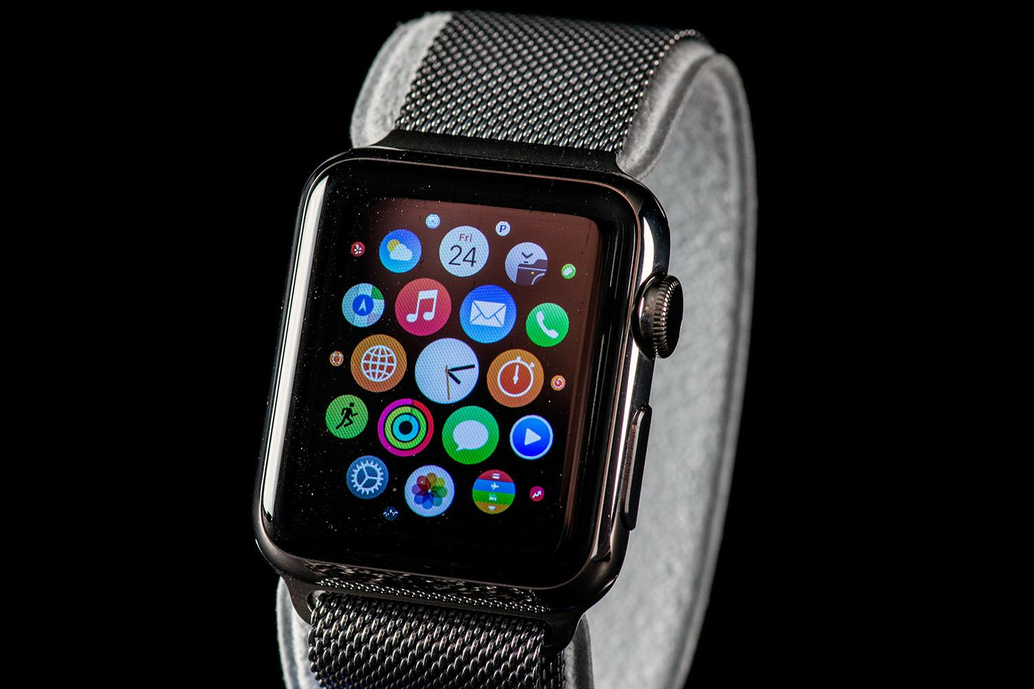 Apple has sold 2.5 million smartwatches, but demand has dipped