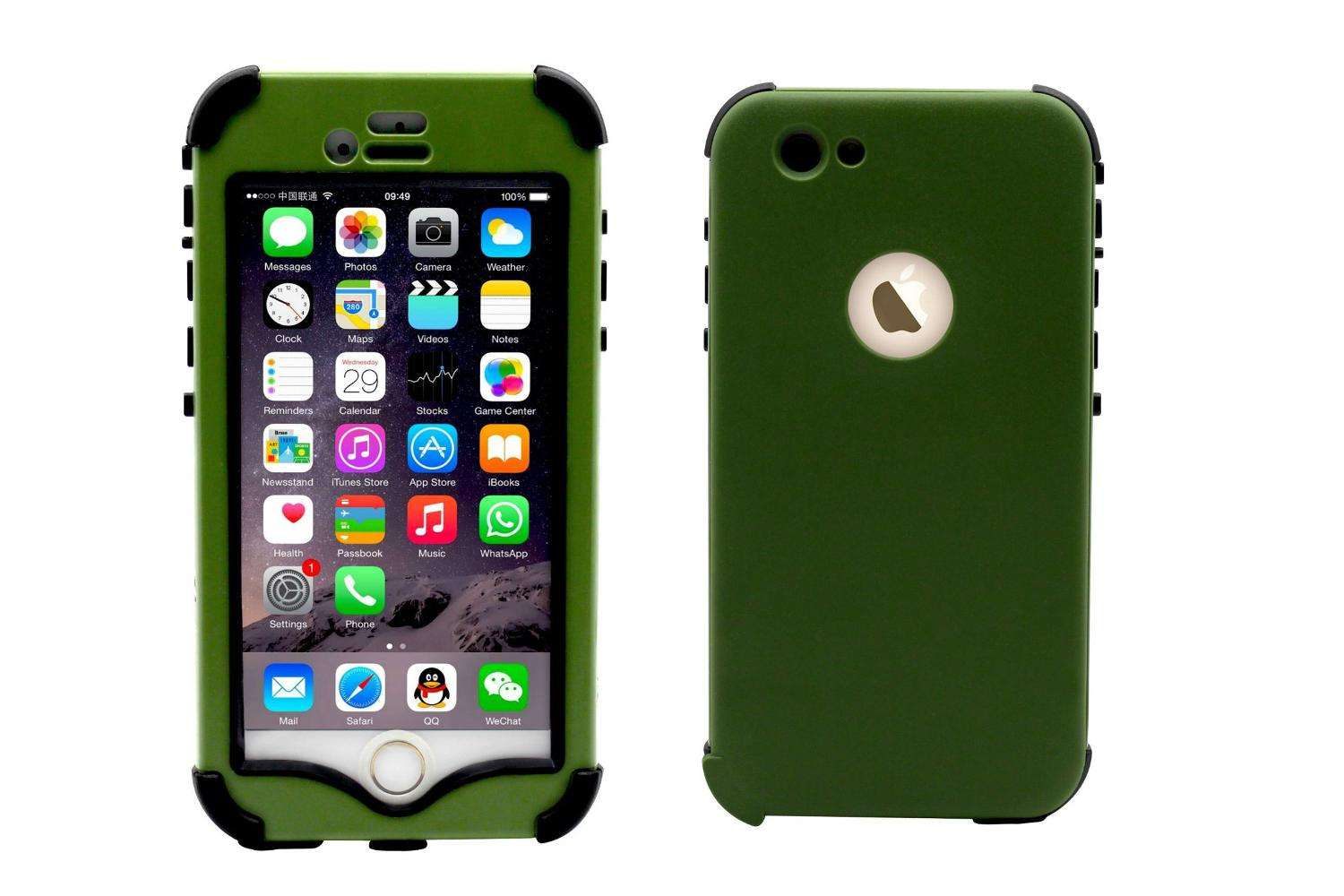Protect your iPhone 6 from spills, splashes, and submersion with one ...