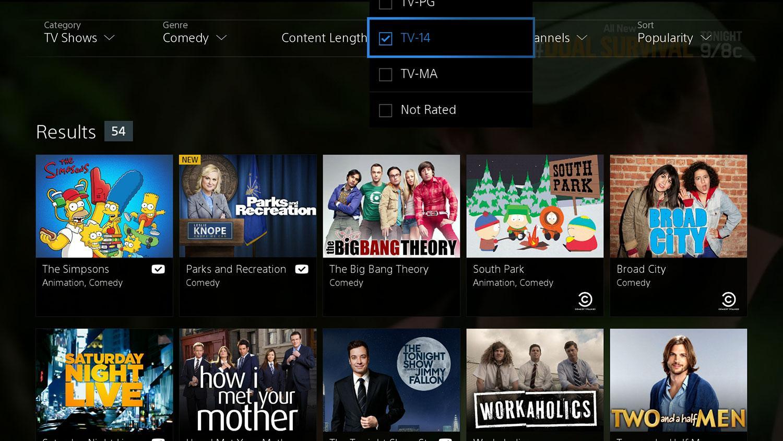 The Internet Tv Wars Heat Up As Playstation Vue Picks Up