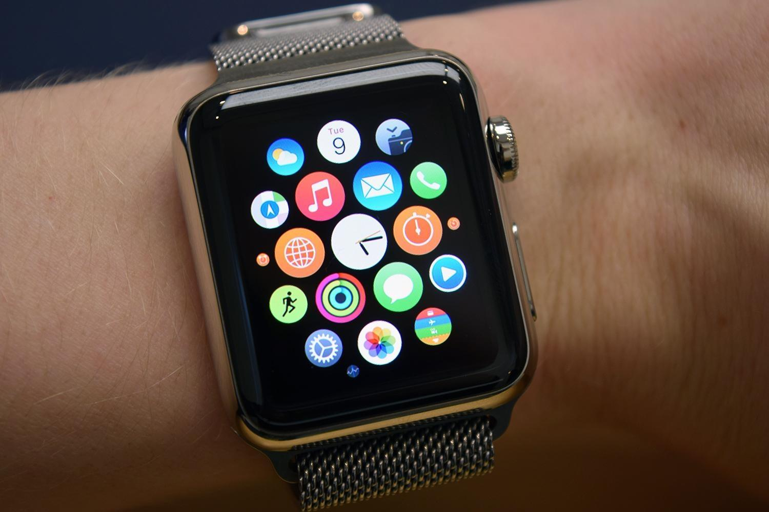 Get your Apple Watch apps right now: The Apple Watch app ...