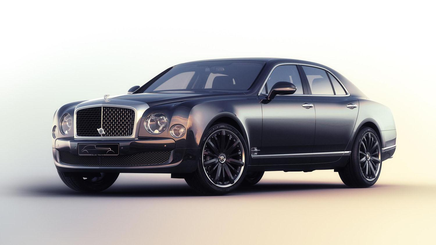 Bentley Goes Retro With Limited Edition Mulsanne Speed