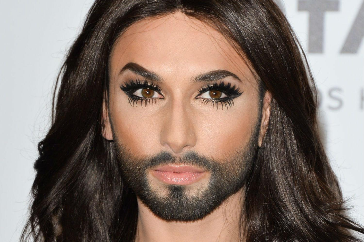 Hilarious Chrome Extension Adds A Conchita Wurst Beard To