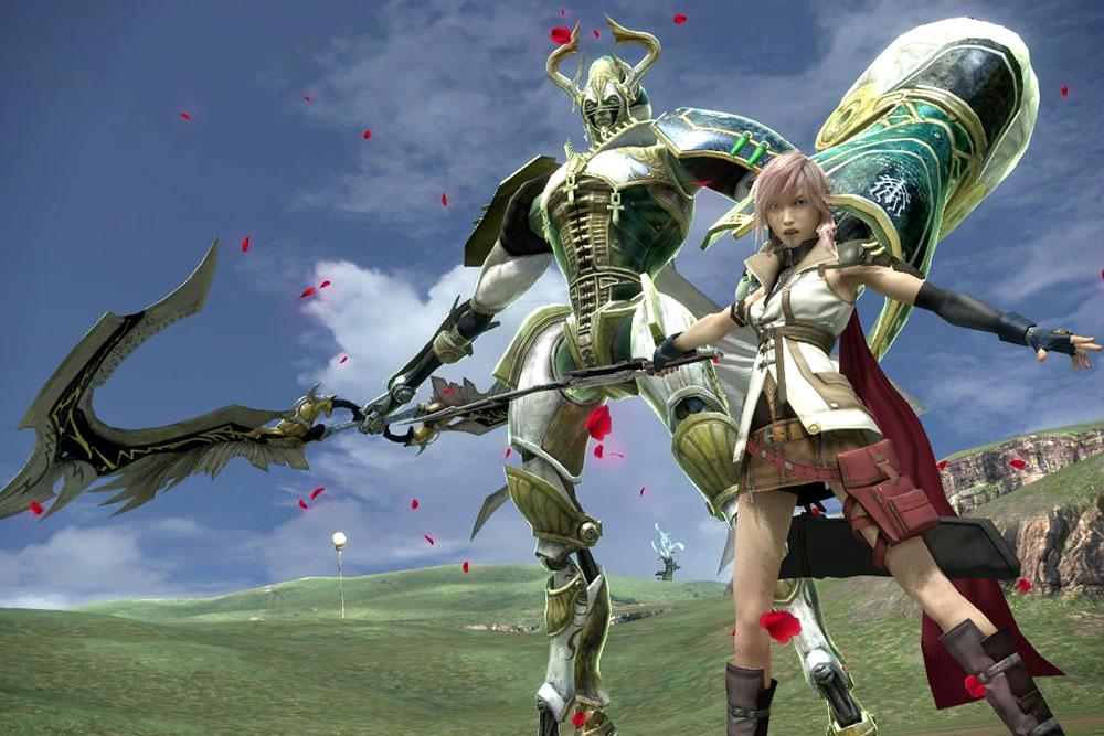 No Not That Cloud Final Fantasy Xiii Now Streaming To
