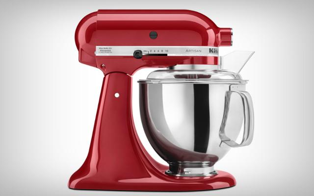 30 off kitchenaid artisan mixer with rebate digital trends