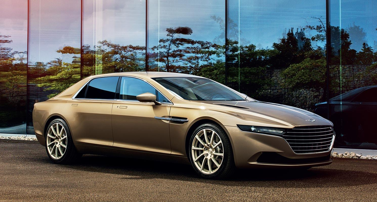 Aston Martin gears up for its second century with a ...