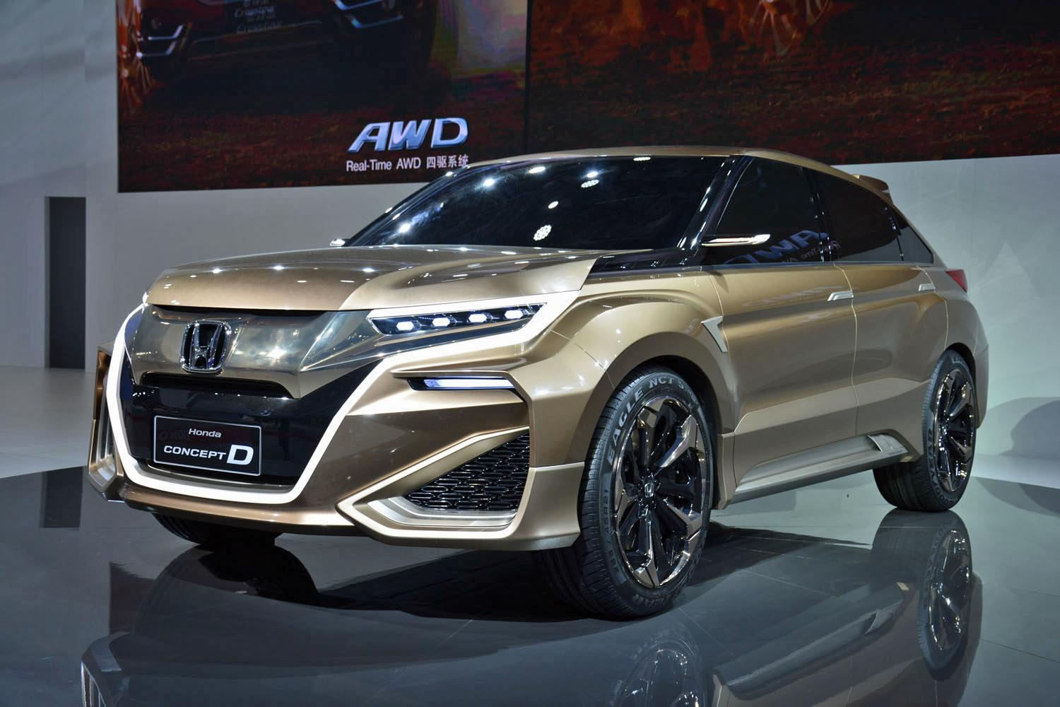 Honda And Acura Will Each Unveil A New Crossover At The