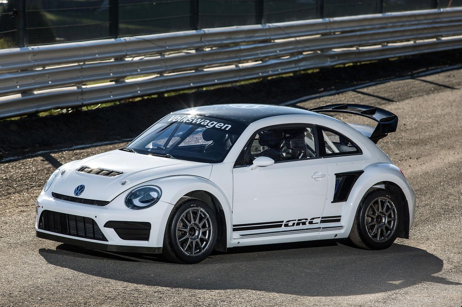 volkswagen s grc bound racer gives new meaning to super beetle. Black Bedroom Furniture Sets. Home Design Ideas