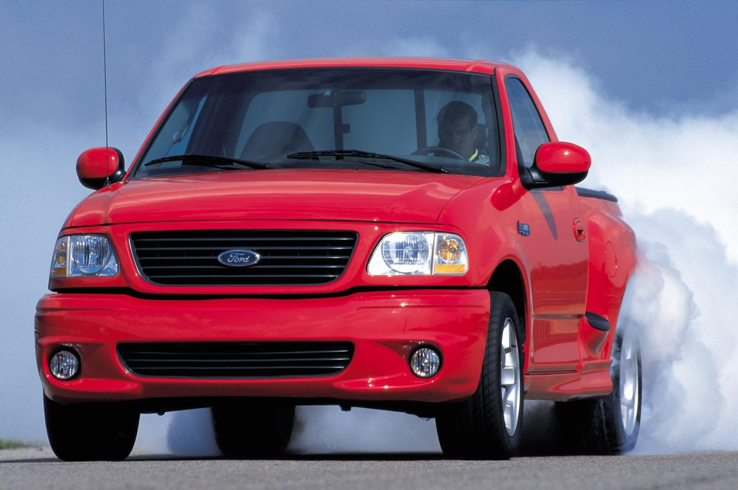 will ford s furious f 150 lightning truck make a comeback. Black Bedroom Furniture Sets. Home Design Ideas