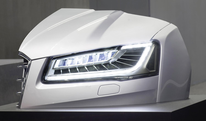 There S A Bright Idea Audi Working To Combine Matrix Beam