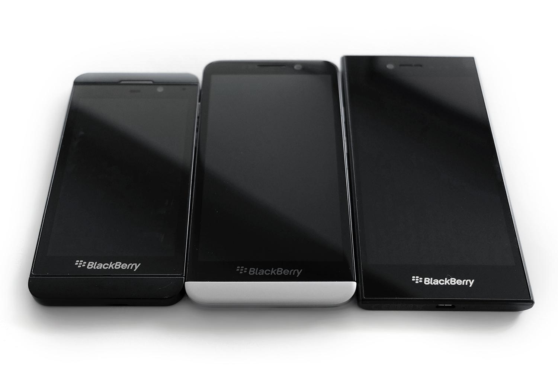 Blackberry leap comparison digital trends