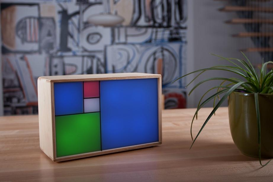 This Fibonacci Clock Forces You To Do Math To Tell The Time