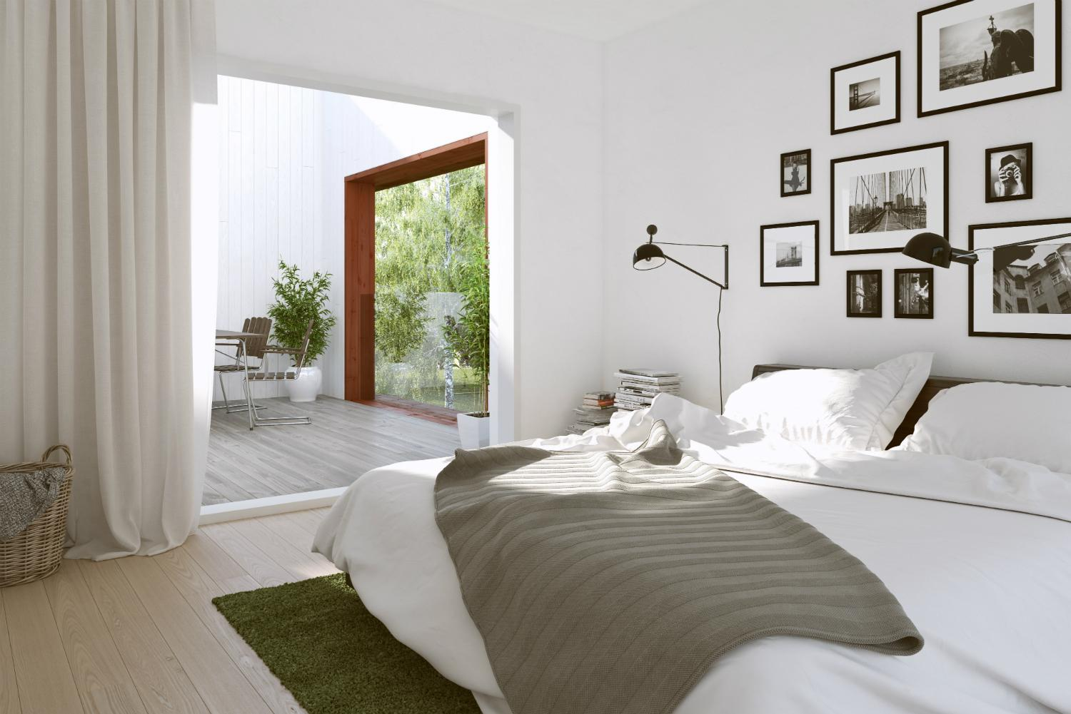 Survey shows many people opting for tech-free, 'sanctuary-like' bedrooms