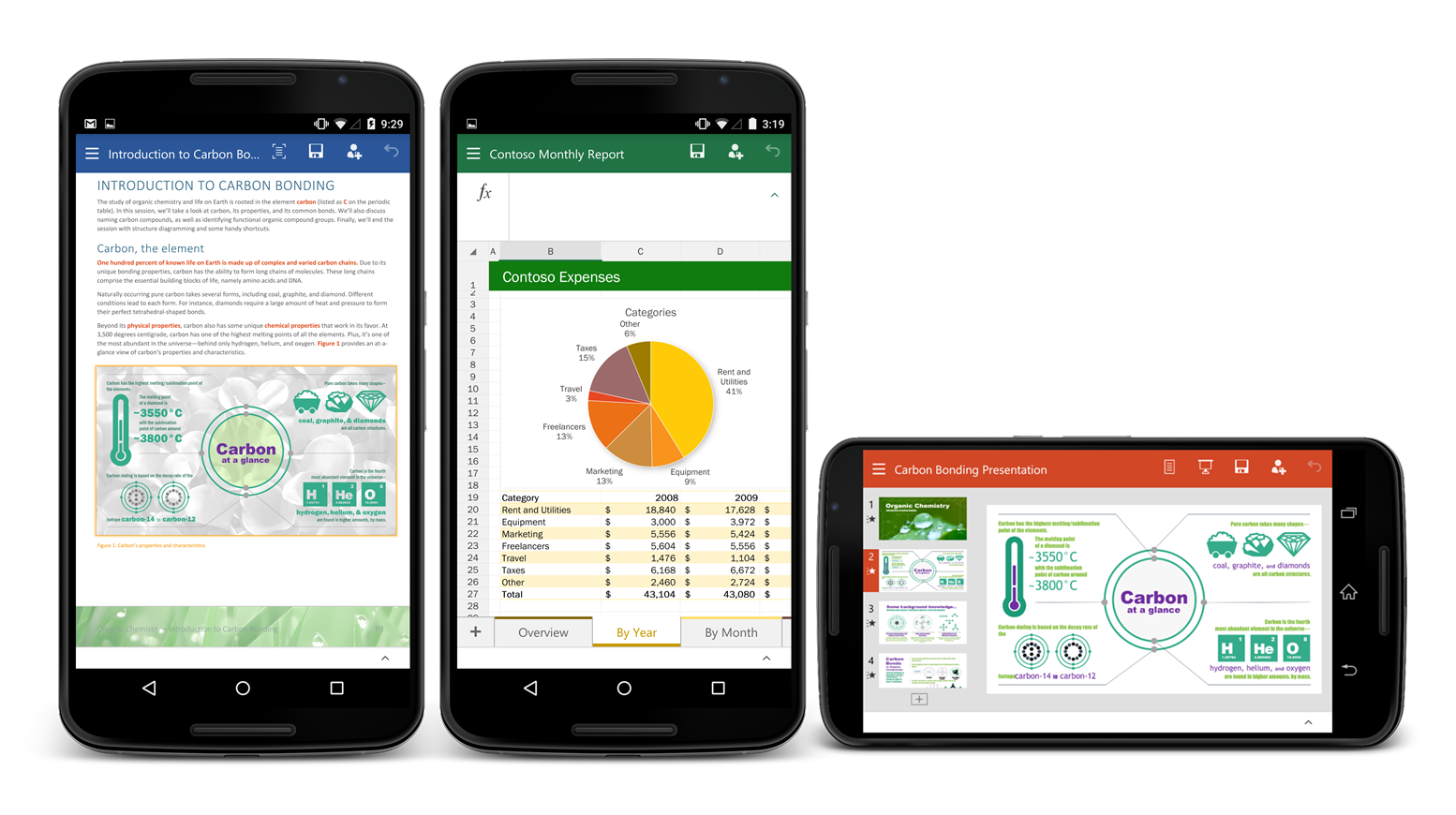 Microsoft Releases Office Mobile For Android Phones