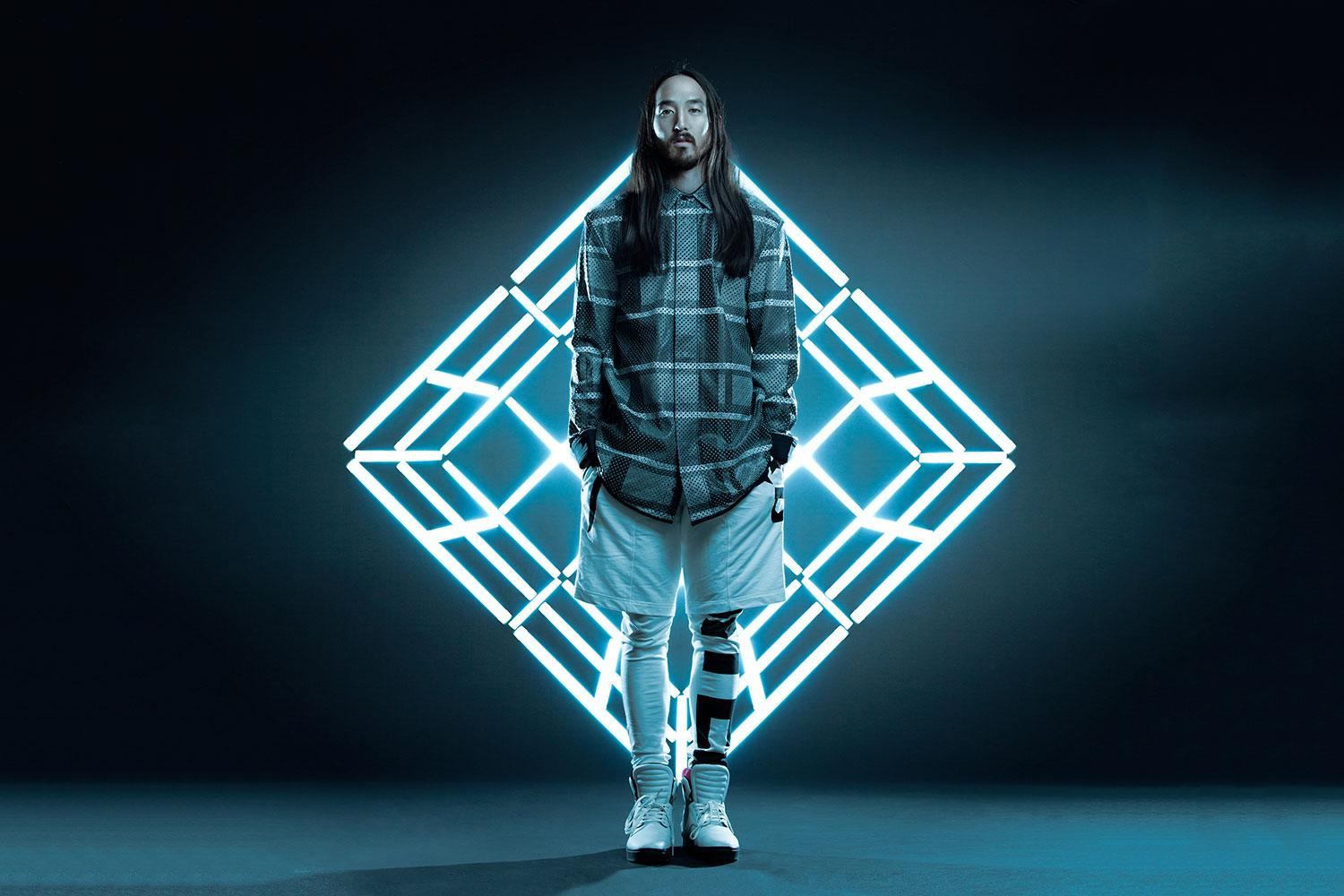 Interview DJ Steve Aoki Is Obsessed With Wolverine And