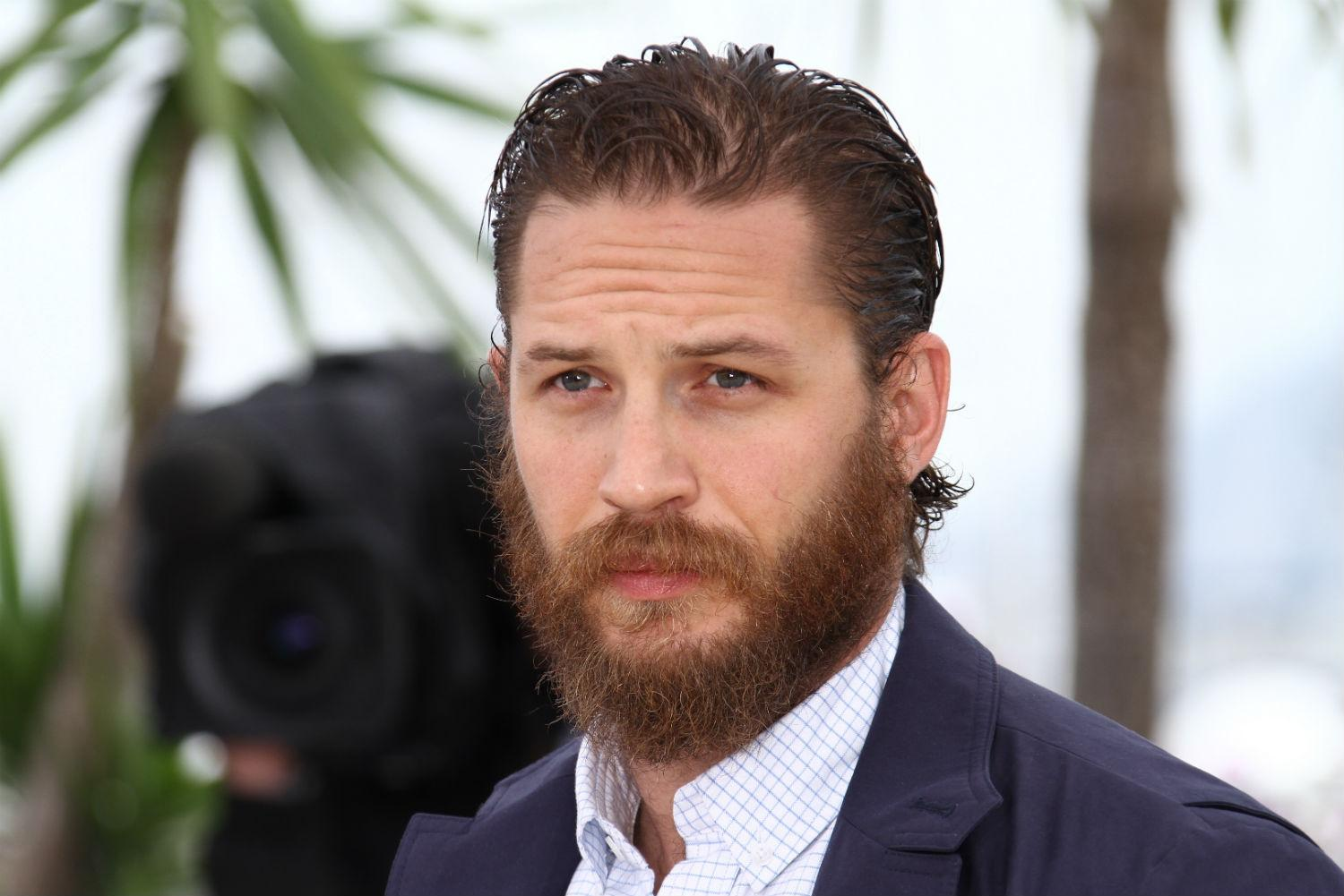 Tom Hardy beardy