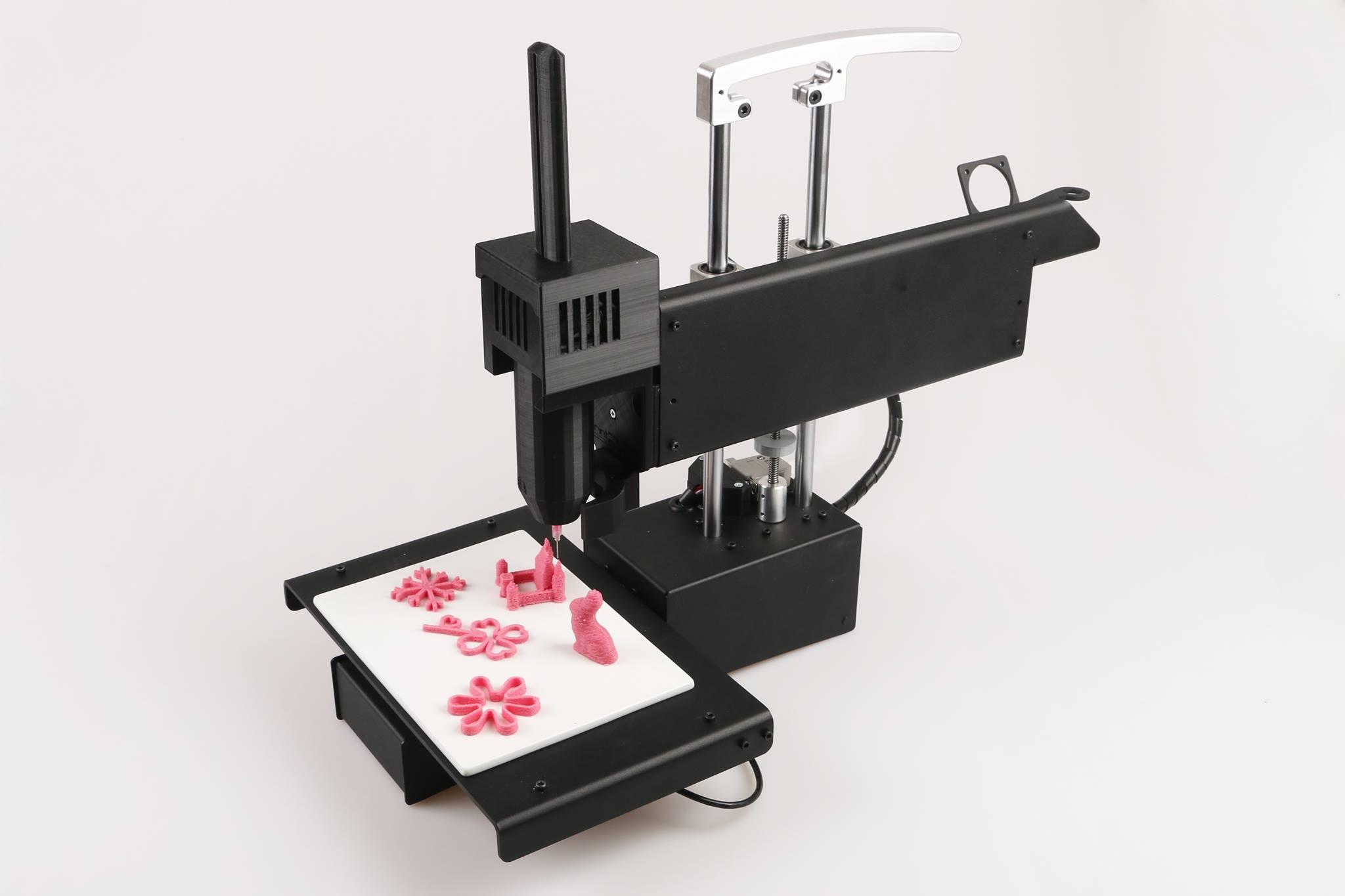 D Printing Exhibition Usa : Forget plastic — this d printer retrofit makes it