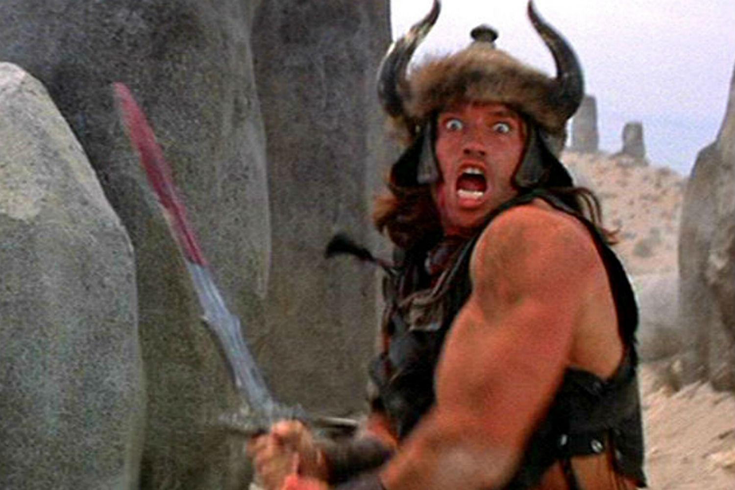 C And C >> Like Unforgiven for barbarians, the Conan sequel catches up 30 years later