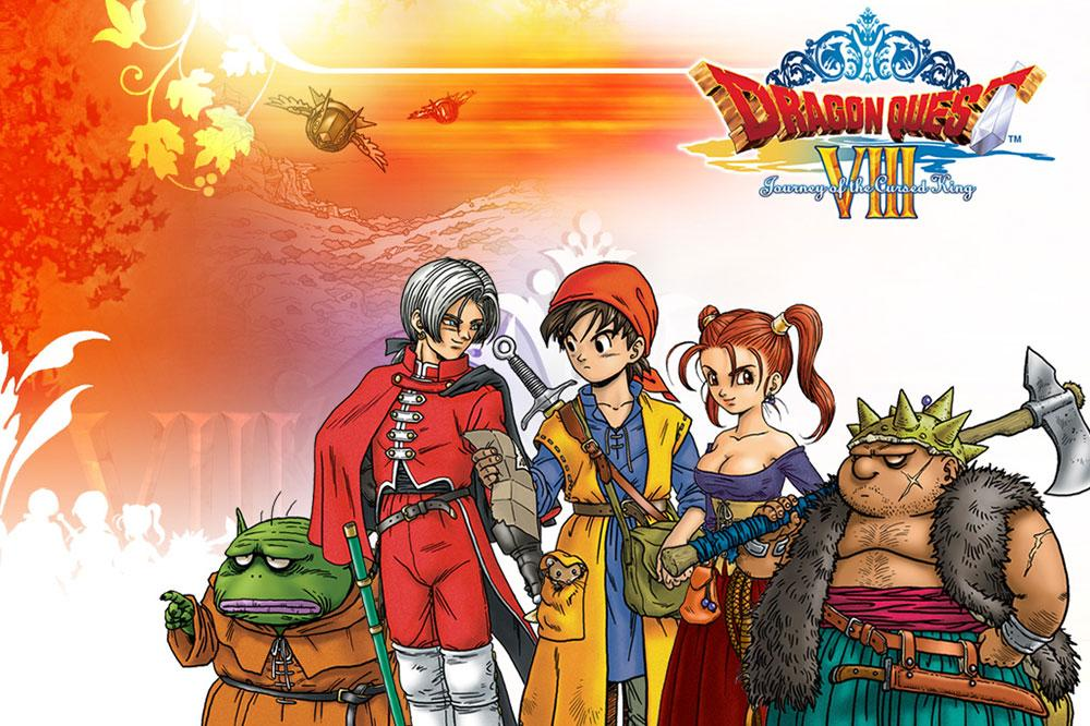 Dragon quest viii returns in portable form on the nintendo 3ds dragon quest viii aloadofball Choice Image