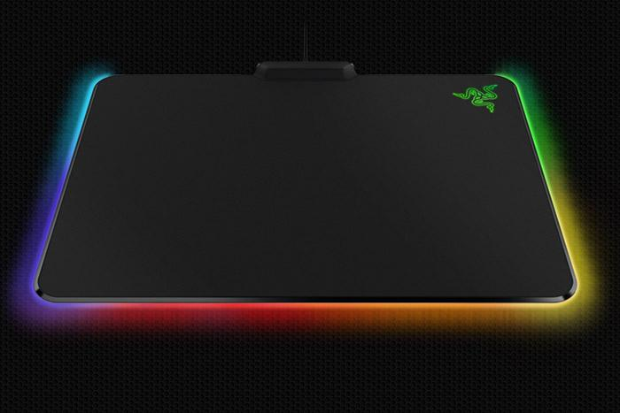 Razer brings RGB lighting to the humble mouse mat