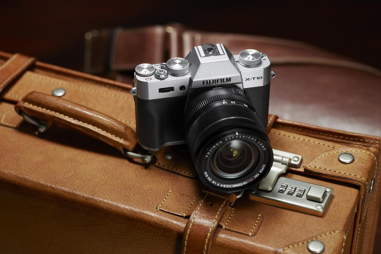 Fujifilm puts its latest camera tech inside the compact lightweight x t10 - Foto in camera ...