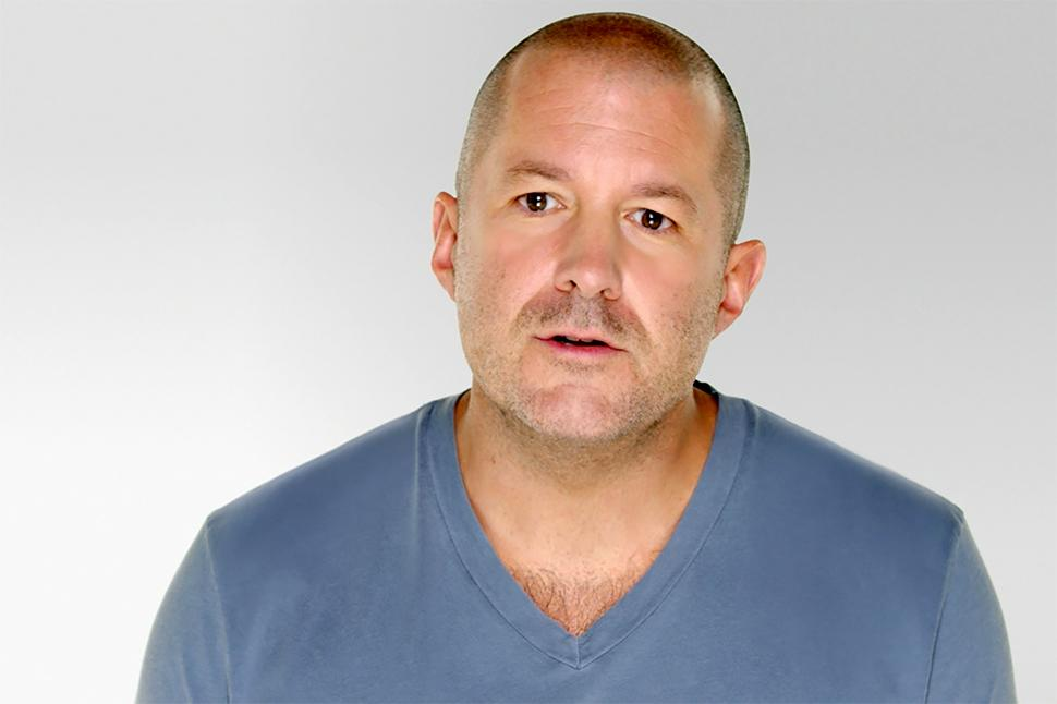Apple promotes Jony Ive to newly created 'chief design ...