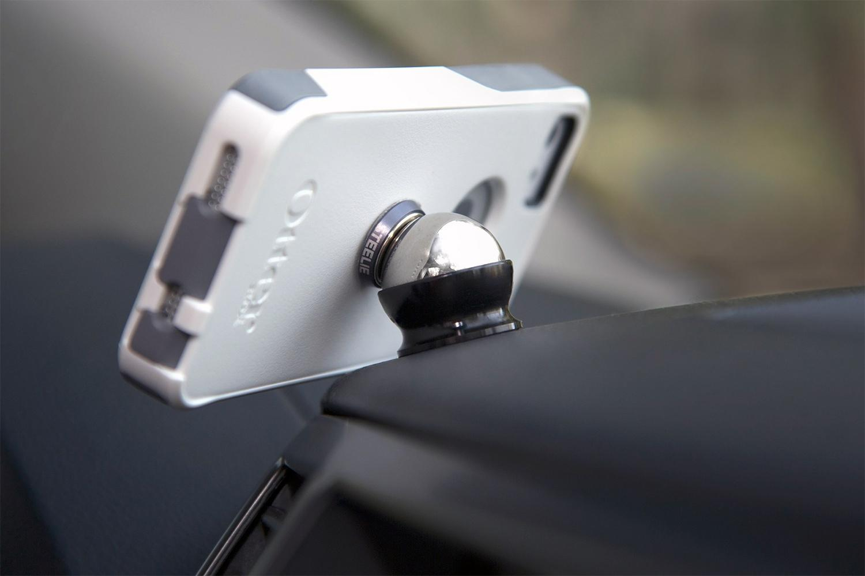 Magnetic car phone holder best buy 3