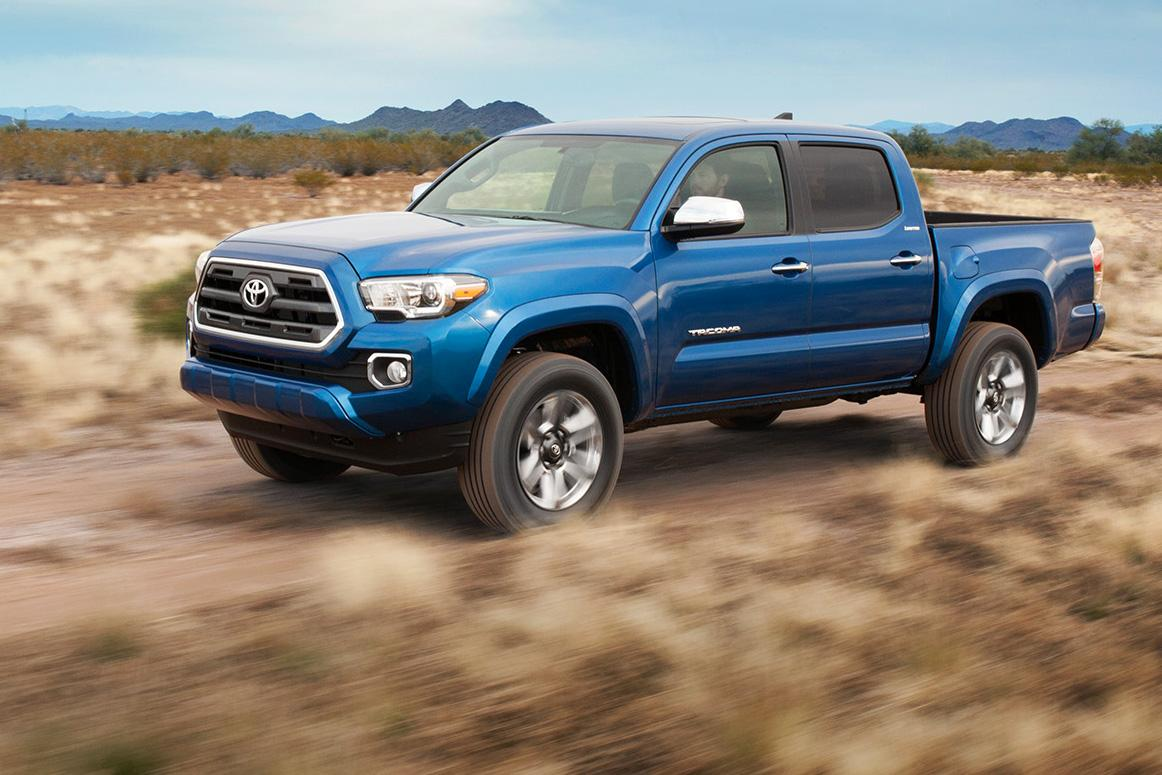 Midsize Trucks are Making a Comeback But Theyre Outdated