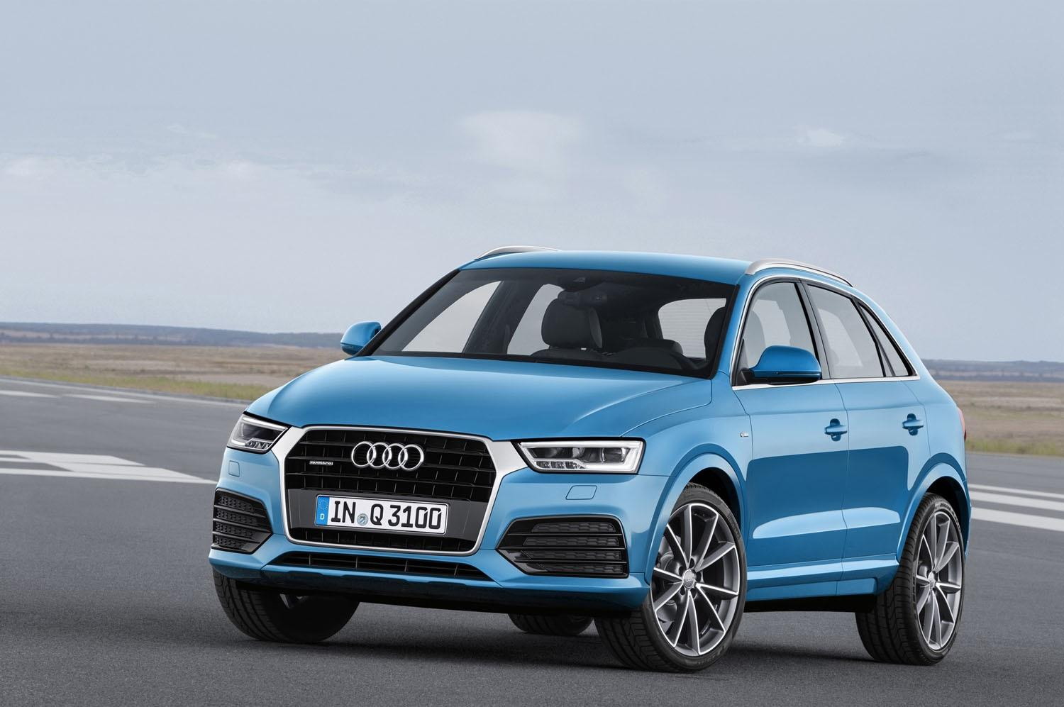 a battery powered audi q3 could help democratize premium evs. Black Bedroom Furniture Sets. Home Design Ideas