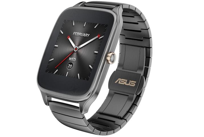 The Asus ZenWatch 2 is the most customizable Android Wear ...
