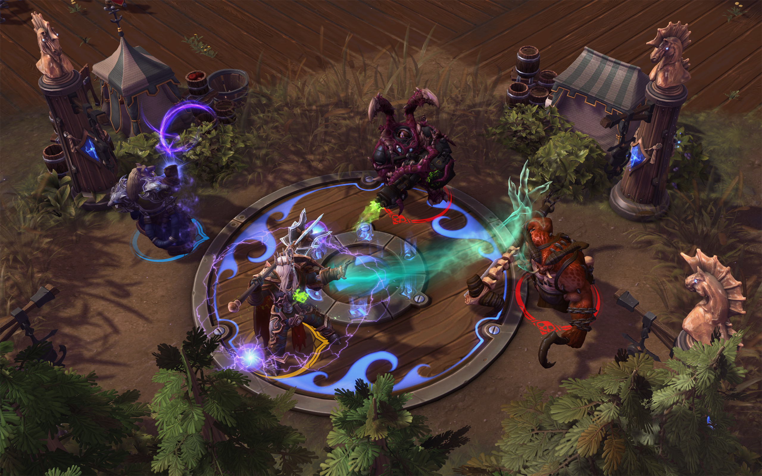 how blizzard plans to resurrect leoric for heroes of the storm