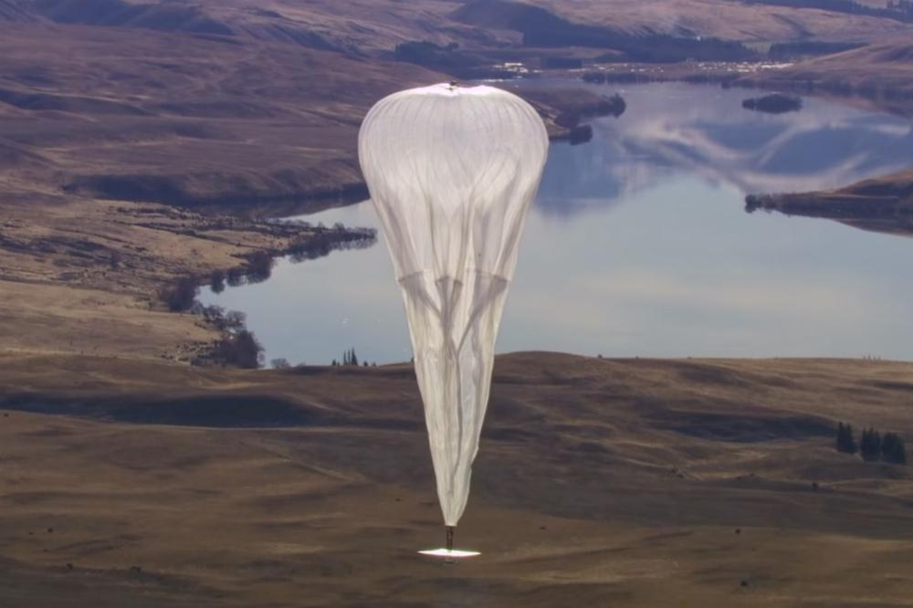 Google X's Project Loon will connect Indonesians to the Internet by 2016!