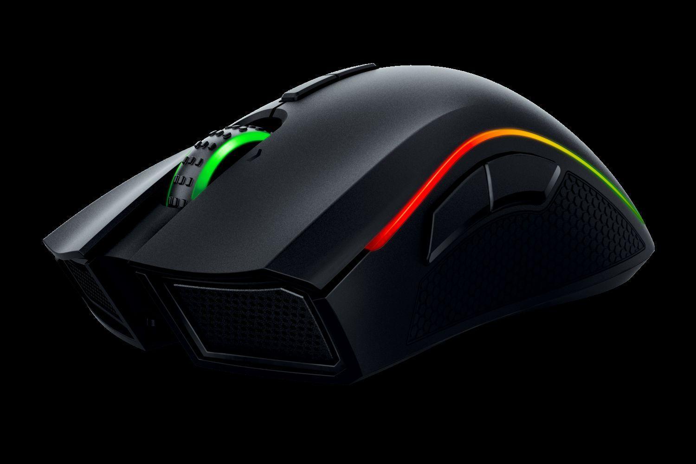 Taste The Rainbow At E3 With Razer S New Mamba Mouse