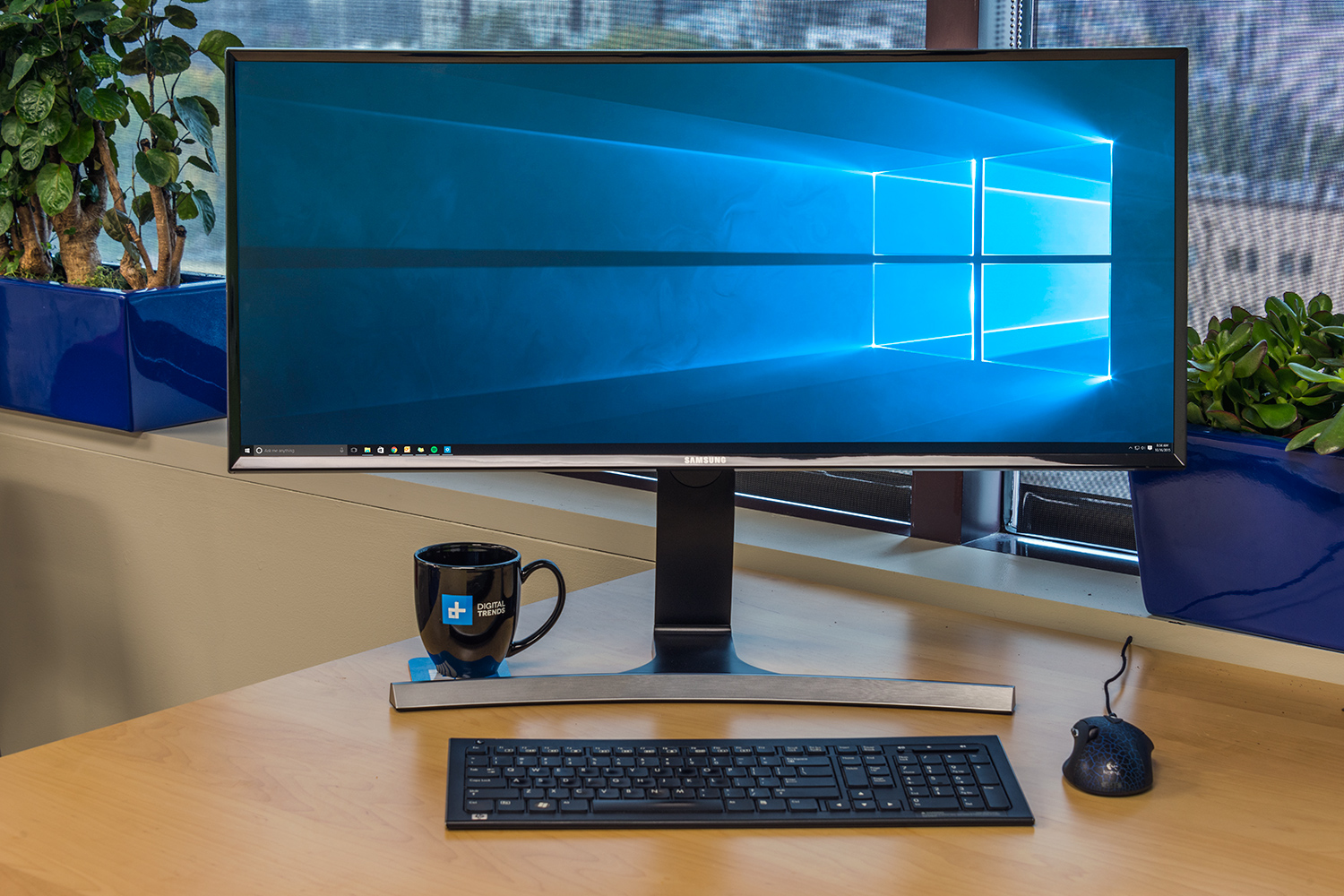 best ultra wide monitors samsung se c monitor review hero