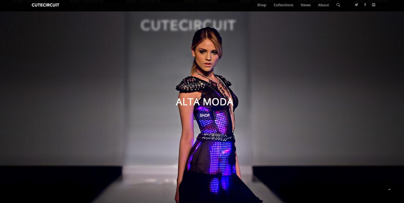 Led Clothing May Be The Next Big Fashion Statement