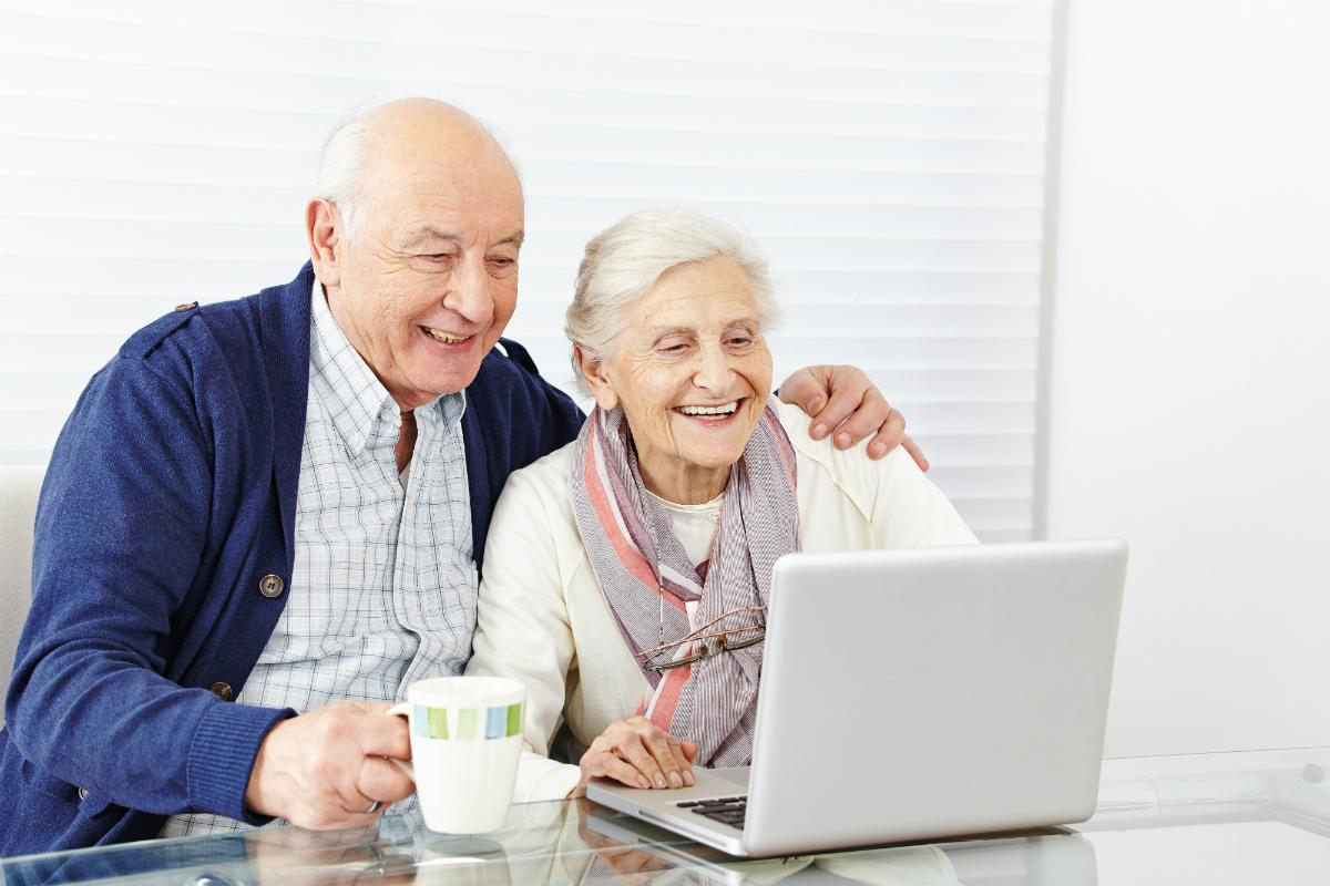 social media use among seniors is up study says digital trends