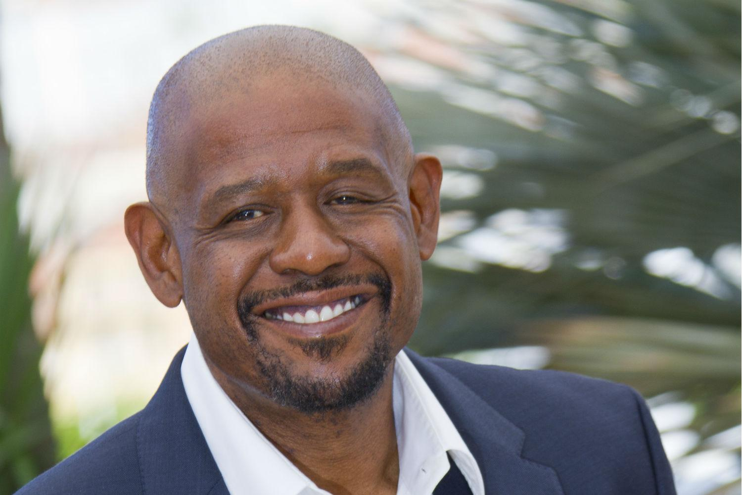 Star wars anthology rogue one has added forest whitaker for The whitaker
