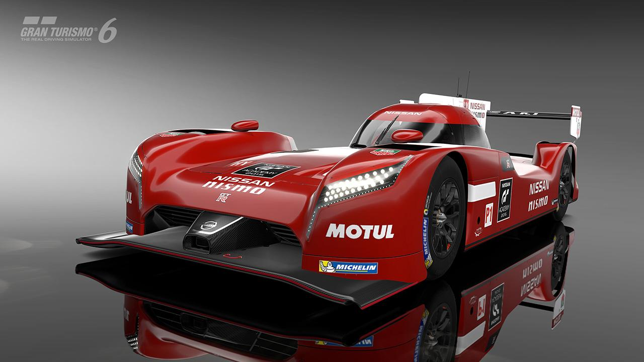 cars nissan gt r lm race car available in gran turismo