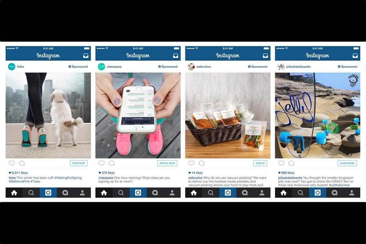 instagram opens feed to businesses of all sizes to