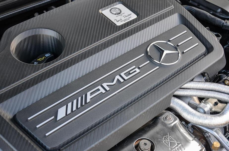 MercedesAMG confirms the CLA 45 and the GLA 45 will soon get a
