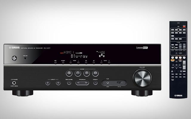 40 off yamaha rx v377 5 1 home theater receiver digital for Yamaha rx v377 manual
