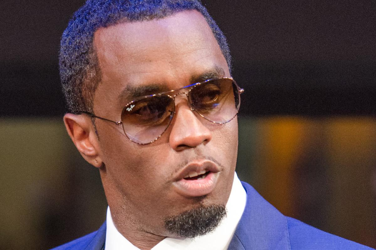Sean 'Diddy' Combs...