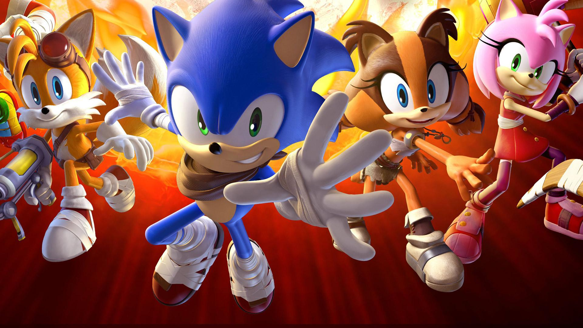 sonic boom sequel heads to 3ds from sega and sanzaru games. Black Bedroom Furniture Sets. Home Design Ideas