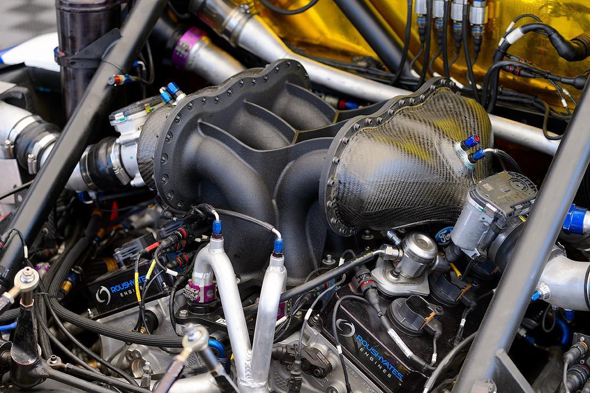Fords Daytona Prototype Racecars Head Into Battle With 3D