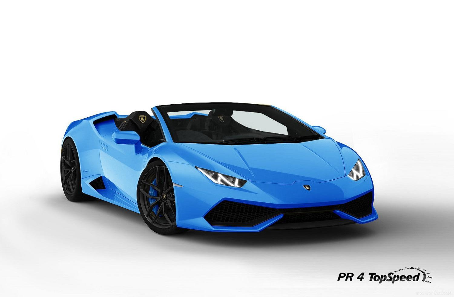 lamborghini could show us a topless huracan next year in geneva. Black Bedroom Furniture Sets. Home Design Ideas
