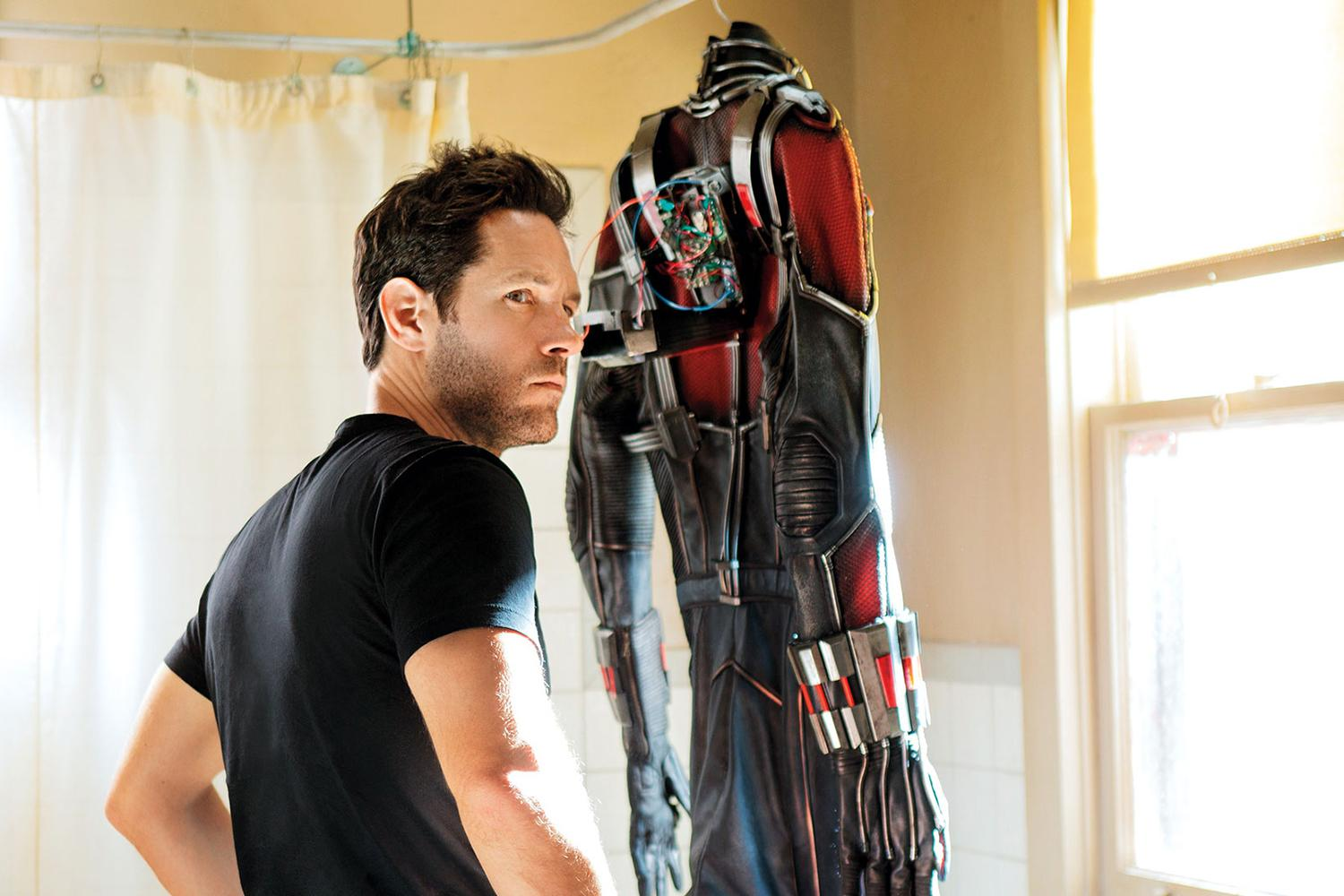Marvel Announces Ant Man And The Wasp Movie In 2018